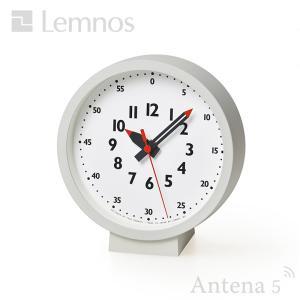 Lemnos fun pun clock for table タカタレムノス フンプンクロック テーブルクロック 置き時計 北欧 デスククロック|antena5