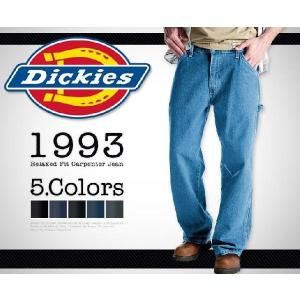 即発送 ディッキーズ Dickies DICKIES デニム ディッキーズ ジーンズ 1993 ワークパンツ メンズ dickies 1993  予約 9月上〜9月中順次発送予定|anthem