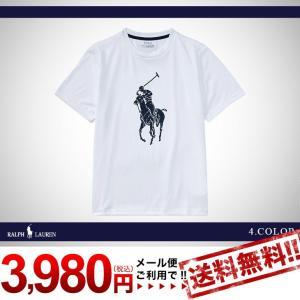 ラルフローレン トップス 半袖 Tシャツ ビッグポニー TEE RALPH LAUREN boys Performance Jersey T-Shirt 422109 ゆうパケットで送料無料 s-m|anthem