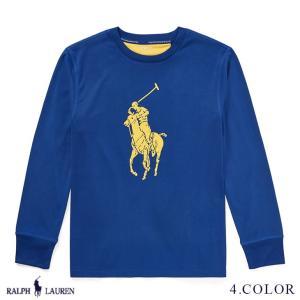 ラルフローレン Tシャツ ビッグポニー TEE RALPH LAUREN boys Performance Jersey T-Shirt 444598 ゆうパケットで送料無料 s-m|anthem
