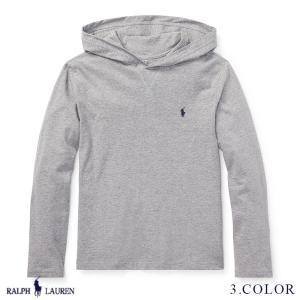 ラルフローレン Tシャツ フード パーカー TEE RALPH LAUREN boys Cotton Jersey Hooded T-Shirt 462832 予約 9月12〜発送予定 ゆうパケットで送料無料 s-m|anthem