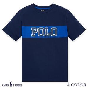 ラルフローレン トップス Tシャツ TEE ジャージー RALPH LAUREN boys Cotton Jersey Graphic T-Shirt 474174 ゆうパケットで送料無料 s-m|anthem