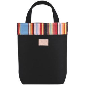 レ トワール デュ ソレイユ ショッピングバッグS(ミュルチ)※柄の出方が一点一点異なります。