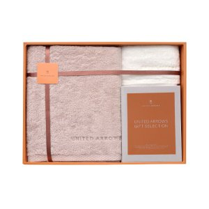 UNITED ARROWS GIFT SELECTION+オリジナルタオルセット <UAGS-BL>...