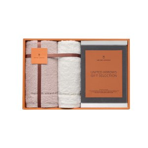 UNITED ARROWS GIFT SELECTION+オリジナルタオルセット <UAGS-CM>...