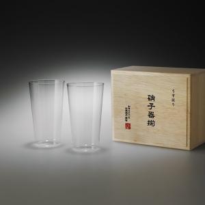 松徳硝子(ショウトクガラス) うすはりタンブラーM ペアセッ...