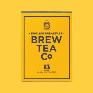 上品でまろやかな味わいが本当に美味しいBrew Tea Co.の看板商品。 適度なタンニンの含有量は...