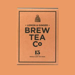 人気の高いレモンとジンジャーの味わい深いブレンド。 茶葉を蒸らす時間が長くなるにつれてより風味が増し...