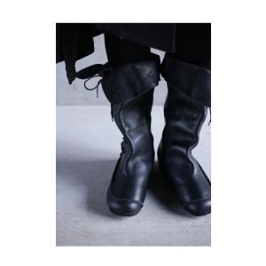 靴 クツ ブーツ レザー 本革編み上げブーツ・再販。##メール便不可 antiqua 12