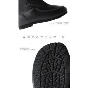 靴 クツ ブーツ レザー 本革編み上げブーツ・再販。##メール便不可 antiqua 10