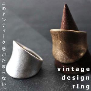 リング アクセサリー ゴールド シルバー デザインリング・12月5日20時〜再再販。メール便可|antiqua