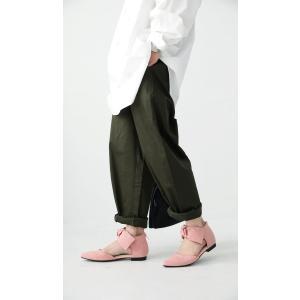 靴 リボン パンプス ペタンコ 大人 デザインリボンパンプス・3月25日20時〜再再販。メール便不可|antiqua|18