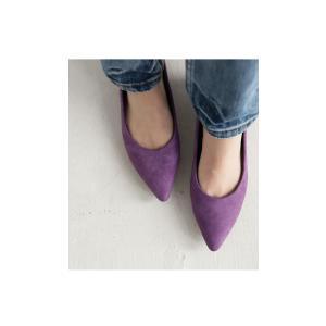 靴 合皮 シューズ パンプス otonaカラーパンプス・再販。##メール便不可|antiqua|16