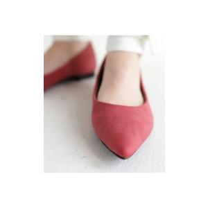 靴 合皮 シューズ パンプス otonaカラーパンプス・再販。##メール便不可|antiqua|18