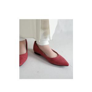 靴 合皮 シューズ パンプス otonaカラーパンプス・再販。##メール便不可|antiqua|07