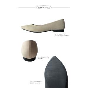 靴 合皮 シューズ パンプス otonaカラーパンプス・再販。##メール便不可|antiqua|10