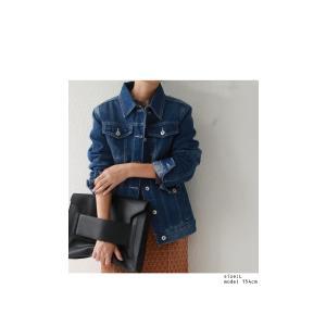 ヴィンテージデニムジャケット・2月13日20時〜再再販。『愛用し続けたようなヴィンテージ感にとことん拘ってます。』「G」##メール便不可|antiqua|13
