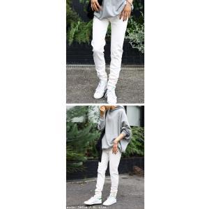 ボトムス パンツ XXS XS S M L XL XXL レディース 超美脚スキニー・1月8日20時〜発売。(100)メール便可|antiqua|18