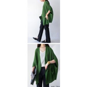 ナチュラル羽織りが必須。』畦編み2way綿ニットカーデ・2月9日20時〜再販。『欲張り大人女子は季節を超えてナチュラル羽織りが必須。』##メール便不可|antiqua|13