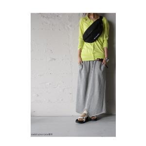 トップス 羽織り 綿 ニット 7分袖ver.ニットカーデ・6月1日20時〜再再販。「G」(100)メール便可|antiqua|11