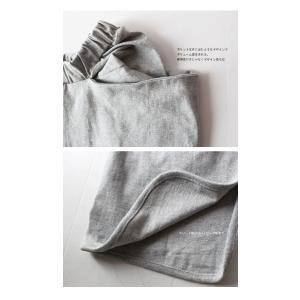 スカート モード ブラック 変形 綿 ミニ裏毛変形スカート・再再販。##「G」メール便不可 antiqua 07