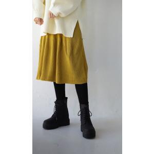 ボトムス スカート ニット ミディ リブスカート、・##メール便不可|antiqua|12