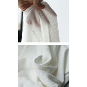 タンクトップ レディース おしゃれ 夏トップス ノースリーブ リブ 伸縮性 綿 リブタンク・再再販。50ptメール便可|antiqua|11