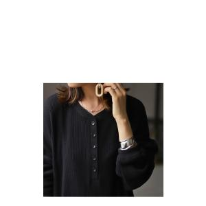 レディース ワンピース 綿 綿100% ワッフルワンピ・10月2日20時〜再販。##メール便不可|antiqua|04