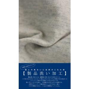 トップス カットソー 半袖 五分袖 綿 綿100% ポケット ポケ付きビッグT・5月23日20時〜再再販。80ptメール便可|antiqua|09