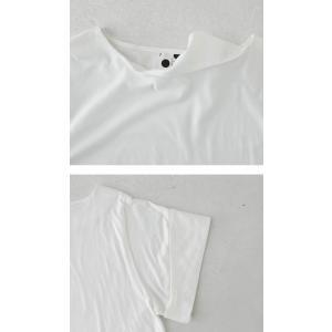 トップス プルオーバー 五分袖 七分袖 綿 綿100% 袖デザイントップス・(80)◎メール便可|antiqua|06