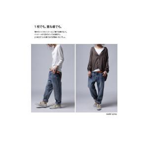 トップス 七分袖 メロー Tシャツ インナー カットソー 七分袖メローT・(50)メール便可|antiqua|18
