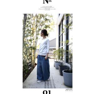 トップス 七分袖 メロー Tシャツ インナー カットソー 七分袖メローT・(50)メール便可|antiqua|04