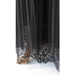 ボトムス スカート チュール モード レースチュールスカート・2月9日20時〜発売。##メール便不可|antiqua|08
