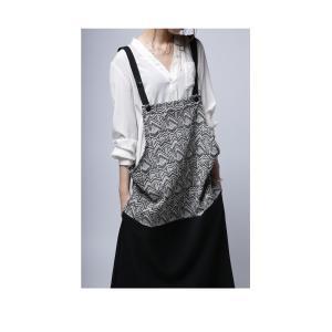 otonaが選ぶサロペstyle。ジャガード柄サロペスカート・再再販。サロペット 「G」##メール便不可|antiqua|10