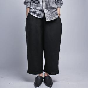 ボトムス パンツ 綿100% シンプル コットンサルエルパンツ・12月15日20時〜発売。##メール便不可|antiqua