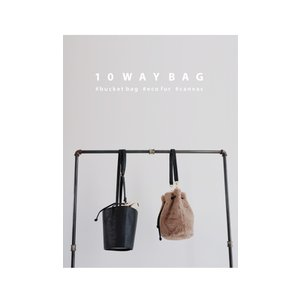 バッグ 鞄 レディース ショルダーバッグ ファーバッグ 10wayバッグ・10月30日20時〜発売。##メール便不可|antiqua|15