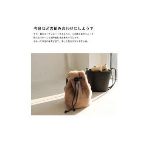 バッグ 鞄 レディース ショルダーバッグ ファーバッグ 10wayバッグ・10月30日20時〜発売。##メール便不可|antiqua|18