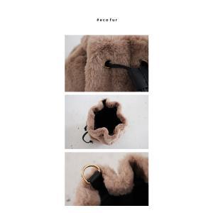 バッグ 鞄 レディース ショルダーバッグ ファーバッグ 10wayバッグ・10月30日20時〜発売。##メール便不可|antiqua|09