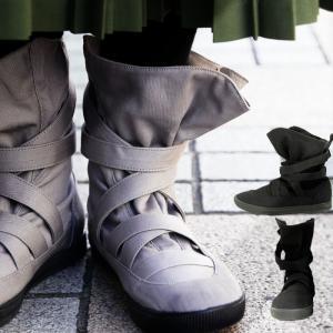 スニーカーブーツ・9月1日20時〜再販。『足もとを見るだけでお洒落さんだってわかるすぐに分かる。』##「G」