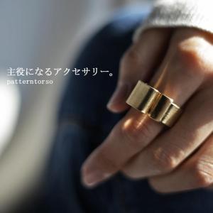 アクセ アクセサリー リング 指輪 シルバー ゴールド 変形リング・5月11日20時〜発売。(30)メール便可|antiqua