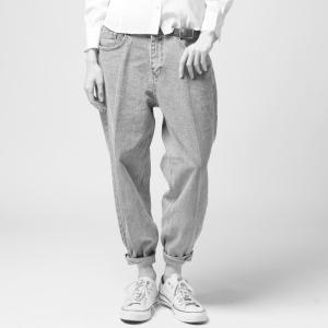 レディース ボトムス パンツ デニム テーパードデニム・2月9日20時〜発売。##メール便不可|antiqua