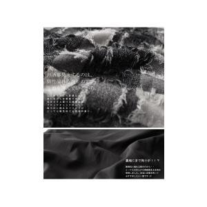 ボトム ワイド パンツ カフェ風 チェックデザインワイドパンツ・1月12日20時〜再再販。腰巻き cafe 「G」##メール便不可|antiqua|10