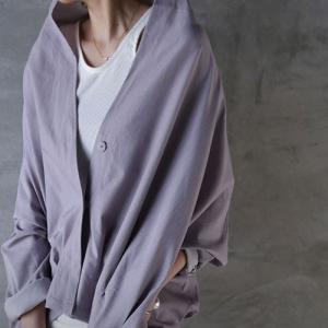 ジャケット タック ショート ドルマン タックデザインジャケット・再販。##「G」メール便不可|antiqua