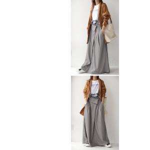 サロペット ワンピース サロペワンピ ボトムス スカート 2wayサロペスカート・##メール便不可|antiqua|13