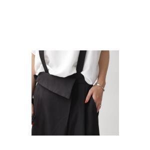 サロペット ワンピース サロペワンピ ボトムス スカート 2wayサロペスカート・##メール便不可|antiqua|10
