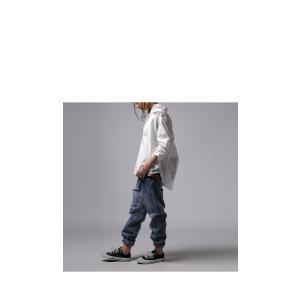 レディース トップス シャツ アシンメトリー レイヤード風アシメシャツ・2月23日20時〜発売。##メール便不可|antiqua|19