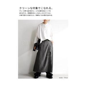 ボトムス パンツ レディース ロング スカート ジョッパーズ レイヤードパンツ・1月15日20時〜再販。##メール便不可|antiqua|13