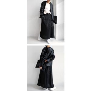 ボトムス パンツ レディース ロング スカート ジョッパーズ レイヤードパンツ・1月15日20時〜再販。##メール便不可|antiqua|10
