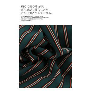 ワンピース 五分袖 七分袖 レディース シャツワンピース ロングシャツワンピ・6月15日20時〜発売。##メール便不可|antiqua|07