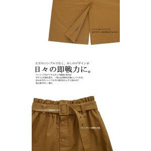 ボトムス スカート ロング レディース 綿100% ボタンデザインスカート・10月2日20時〜再販。「G」##メール便不可|antiqua|07